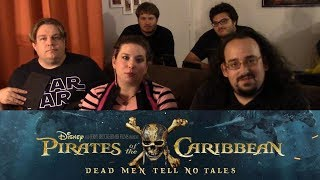 One Movie Later - Pirates Of The Caribbean: Dead Men Tell No Tales