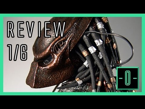 Hot Toys Predator 2 - City Hunter 1/6 review