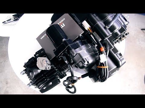 Silnik Moretti 139 FMB 125 ccm: Wszystko co musisz wiedzieć o tej jednostce napędowej   Jednoślad.pl