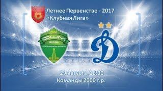 ФШМ Москва до 17 : Динамо М до 17