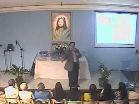 Palestra - Grupo Espírita Esperança - José Carlos De Lucca - 04 de abril de 2012
