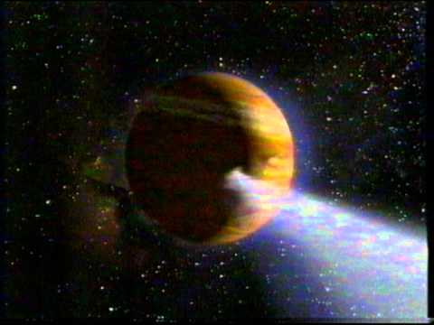 Comet Hits Jupiter 1994 - Shoemaker-Levy 9 - BBC Guide