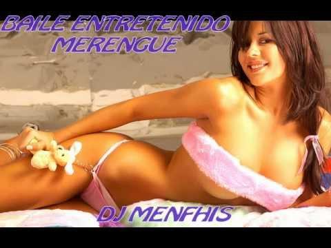 BAILE ENTRETENIDO (MERENGUE MIX) 2012 - DJ MENFHIS