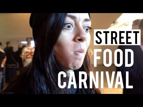 Street Food Carnival - Helsinki, Finland