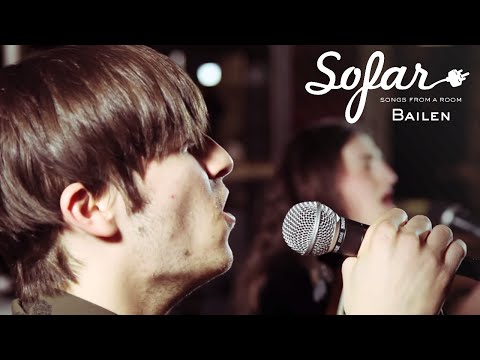 Bailen - I Was Wrong  Sofar NYC
