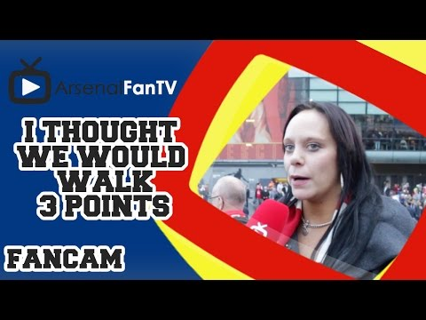 Arsenal 2 Hull City 2 - I Thought We Would Walk 3 Points video