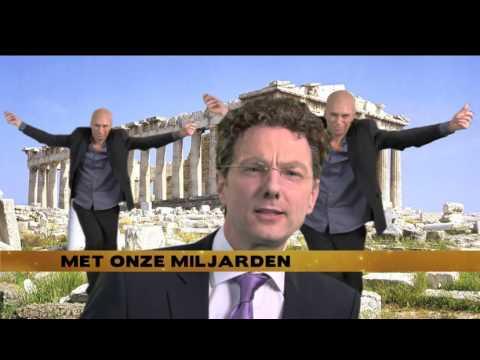 Spitbattle Jeroen Dijsselbloem & Yanis Varoufakis