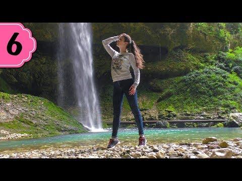 Водопад Пасть Дракона / Чвижепсе (Минеральная вода) / Смотрим VIP номер / Бюджетный отдых