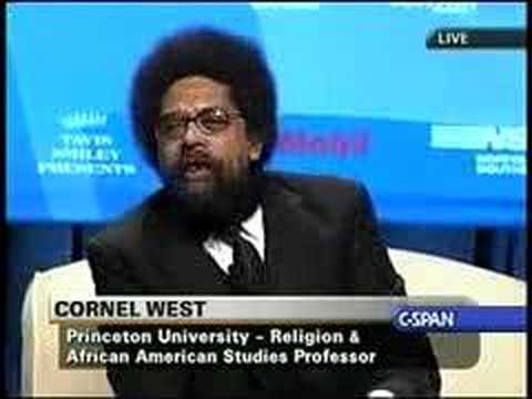 Cornell West on Barack Obama