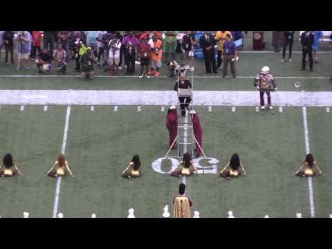Bethune Cookman Halftime Show - 2015 Florida Classic Game