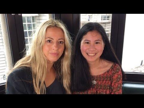 Sundance 2018 - Crystal Moselle Interview 'Skate Kitchen'