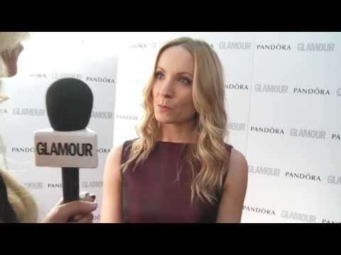 Downton Abbey's Joanne Froggatt Interview and Miranda Hart Interview at the GLAMOUR Awards 2013