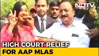 20 AAP Lawmakers Reinstated, Court Takes On Election Commission