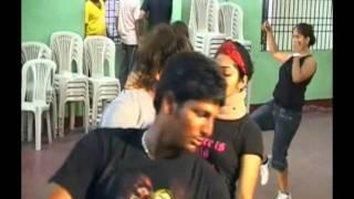 Reema kallingal at a Dance Rehersal
