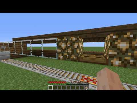 Nether Rail Crossing