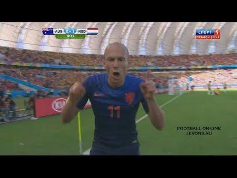 Австралия - Голландия 2-3 Обзор / Australia - Netherlands 2-3 all goals