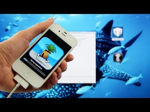 NEW Jailbreak 6.1.3 Semi Untethered iOS iPhone 4,3GS & iPod Touch 4 Music Videos