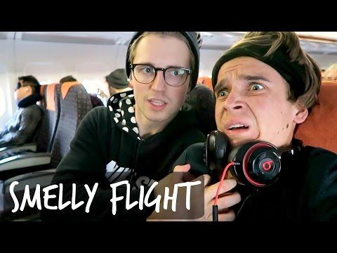 WORST SMELLING FLIGHT