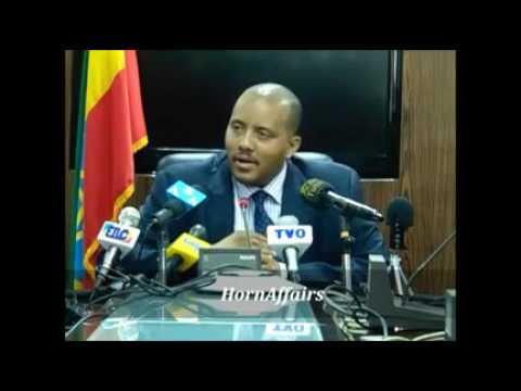 Ethiopia: Getachew Reda's Presser ጌታቸው ረዳ (ሰኔ 7/2008)