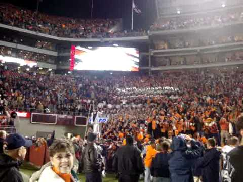 Auburn version of Rammer Jammer after 2010 Iron Bowl