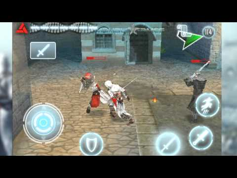 Assassin's Creed iPad/iPhone Walkthrough -  Flow of Poison 1 of 4