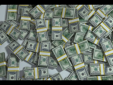 """Hypnosis: """"Money Flows to You"""" Deep Trance to Attract Wealth. Binaural Beats."""