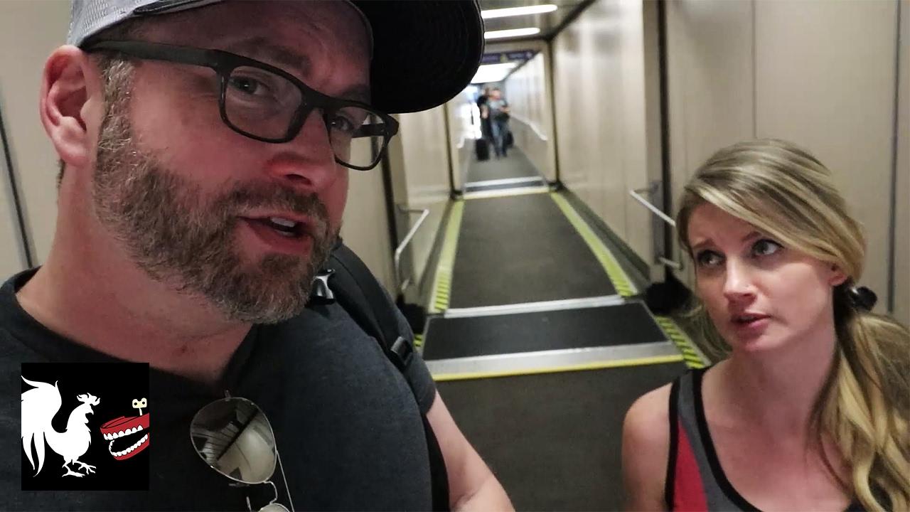 Burnie Vlog #2 - RT Life