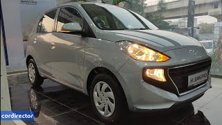 Hyundai Santro Asta 2018 | Santro 2018 Top Model Features | Interior and Exterior | Real-life Review