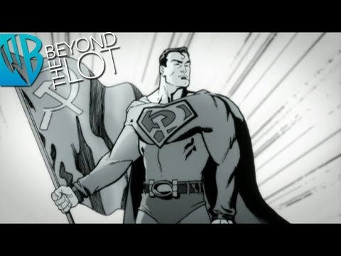 "Superman: Red Son Motion Comics Ep. 1 ""News of Superman"""