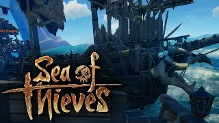 Betraying The Alliance After A Ghost Ship Battle - Sea of Thieves