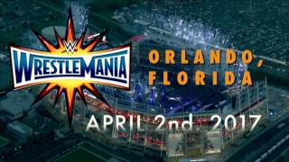 "Wrestlemania 33 Official theme song- ""Greenlight"""