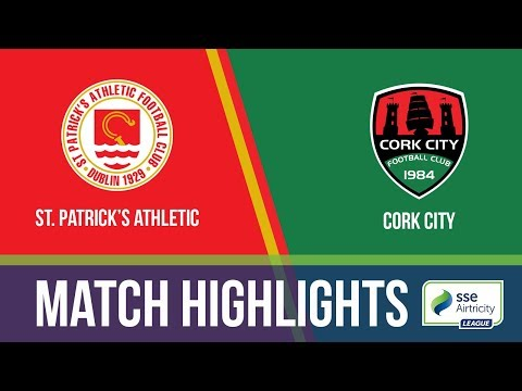 GW19: St. Patrick's Athletic 1-1 Cork City
