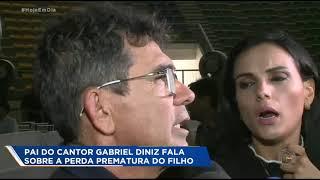 Pai de Gabriel Diniz desmente boato sobre gravidez da nora