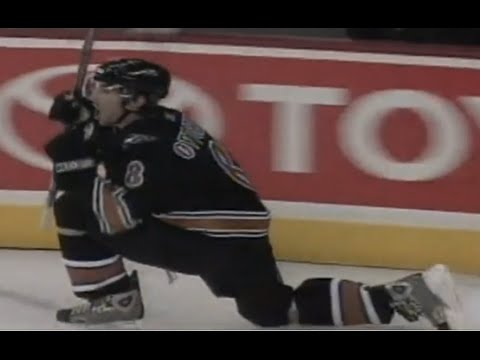Alexander Ovechkin First NHL Game - October 5th, 2005