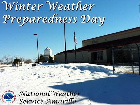Winter Weather Preparedness Day 2014