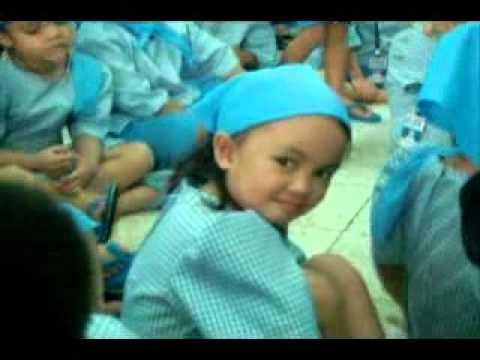Itik- Itik Filipino Folk Dance Performed By Kindergarten And Nursery Students video