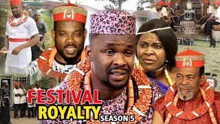 Festival Of Royalty Season 5 - (Zubby Michael) 2018 Latest Nigerian Nollywood Movie Full HD
