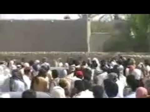 Sarmachar Saluting Shaheed Zahid Baloch