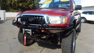 2003 Toyota Tacoma V6 2dr Xtracab * Lifted w.Winch * 4X4 * Big Wheels for sale in SACRAMENTO, CA