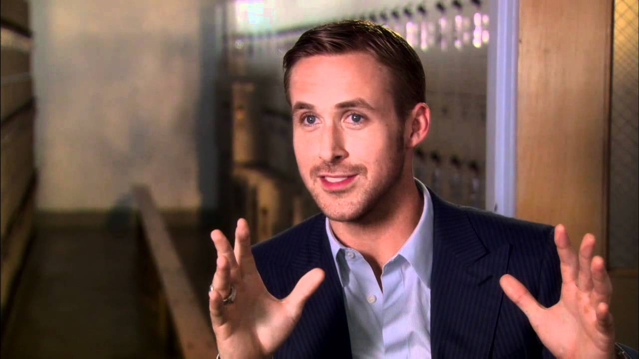 Ryan Gosling Crazy Stupid Love Interview YouTube
