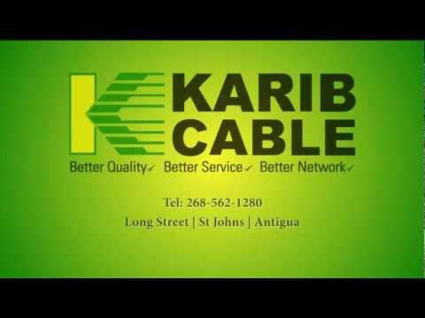 Karib Cable In House Production Team