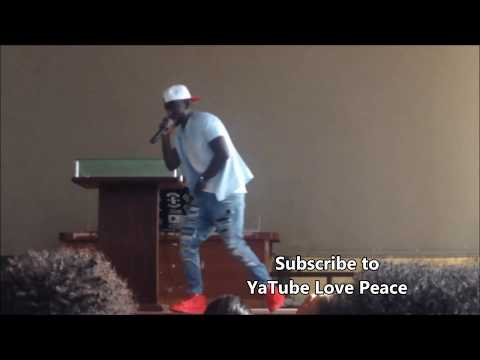 Micky Gondegegna live Amharic song Enmechach