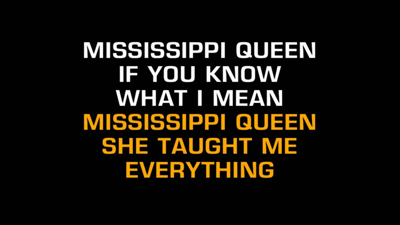 play song mississippi queen
