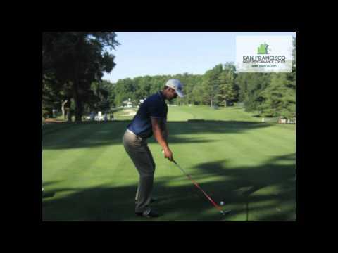 Martin Kaymer dl 3w Slow Motion Golf Swing