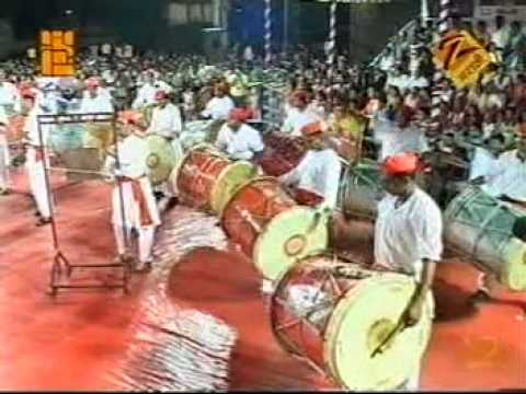 Zee Marathi Dhol Tasha Competetion 2008 - Vimlabai Garware Pathak...