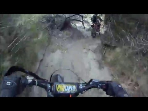 Enduro Porn 16 Xxx - Technical Trail - Ktm 525s Ripping A Bad Ass Single Track video