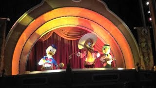 POV Gran Fiesta Tour Starring The Three Caballeros - EPCOT - WDW - 9-24-2018