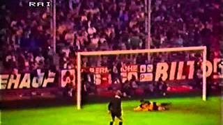UEFA Cup-1985/1986 AJ Auxerre - AC Milan 3-1 (18.09.1985)