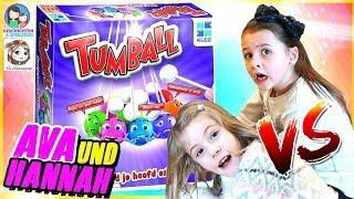 AVA vs. HANNAH - DAS TUMBALL DUELL! 😵 mit den Spielzeugtestern Geschichten und Spielzeug