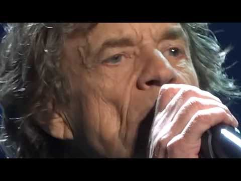 "The Rolling Stones ""Paint It Black"" from the Tongue Pit - May 18, 2013 Anaheim, CA"